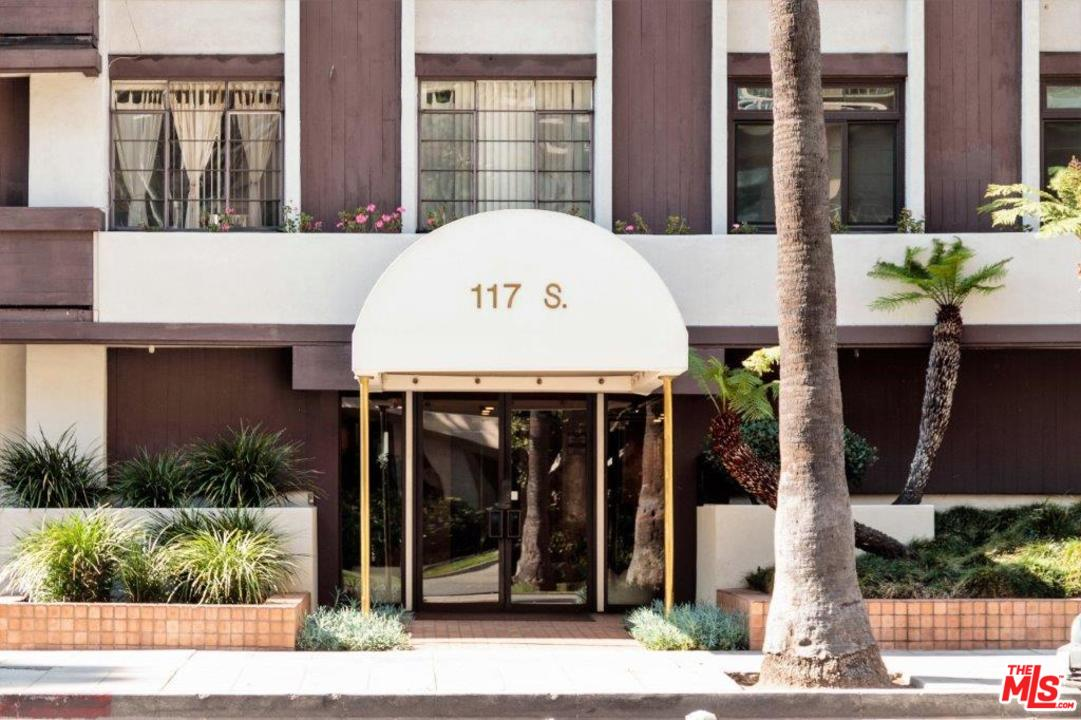 117 S DOHENY Drive, 314 - Beverly Center / Miracle Mile, California