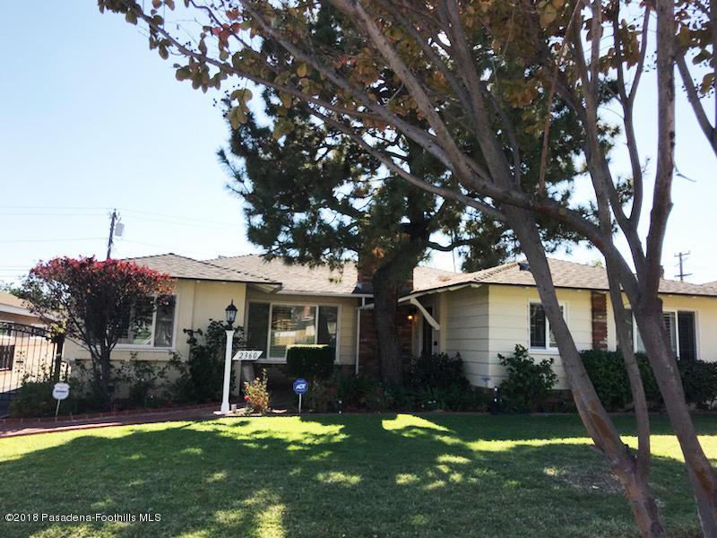 2360 CASA GRANDE, Pasadena, CA 91104 - main