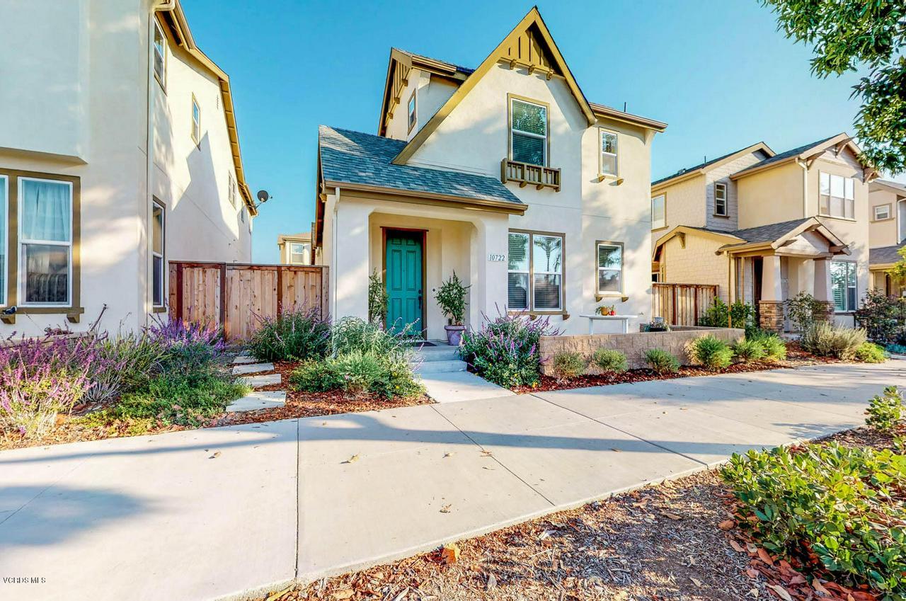 10722 BANK, Ventura, CA 93004 - FrontView