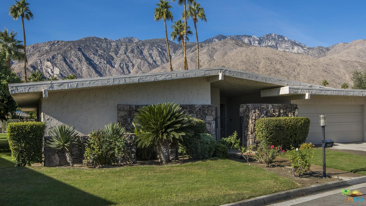 2447 PASEO DEL REY, Palm Springs, CA 92264