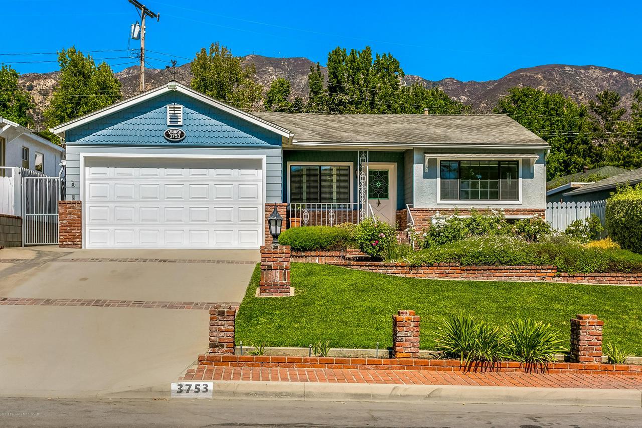 3753 LOS AMIGOS Street - Glendale, California