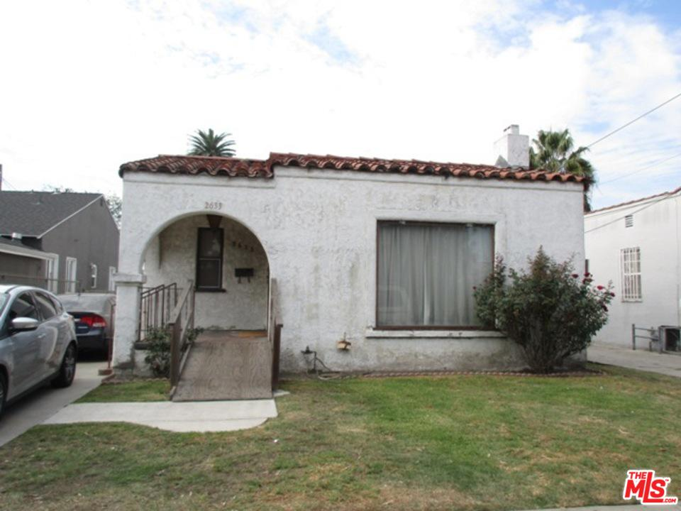 2633 HAUSER, Los Angeles (City), CA 90016