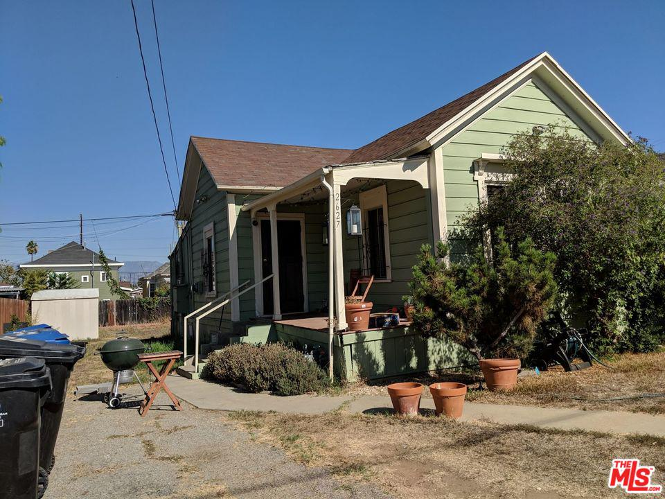 2627 GLEASON, Los Angeles (City), CA 90033