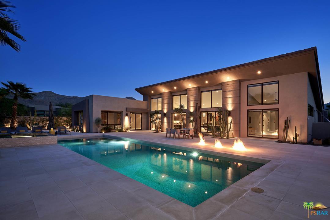 366 NEUTRA Street - Palm Springs, California