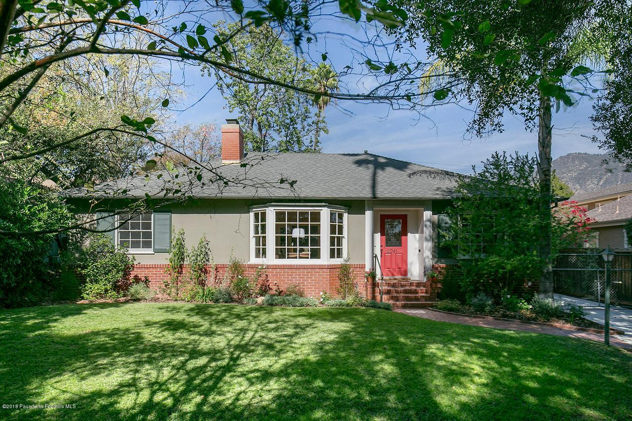 2241 BRIGDEN, Pasadena, CA 91104 - 2241 Brigden Rd 002-mls