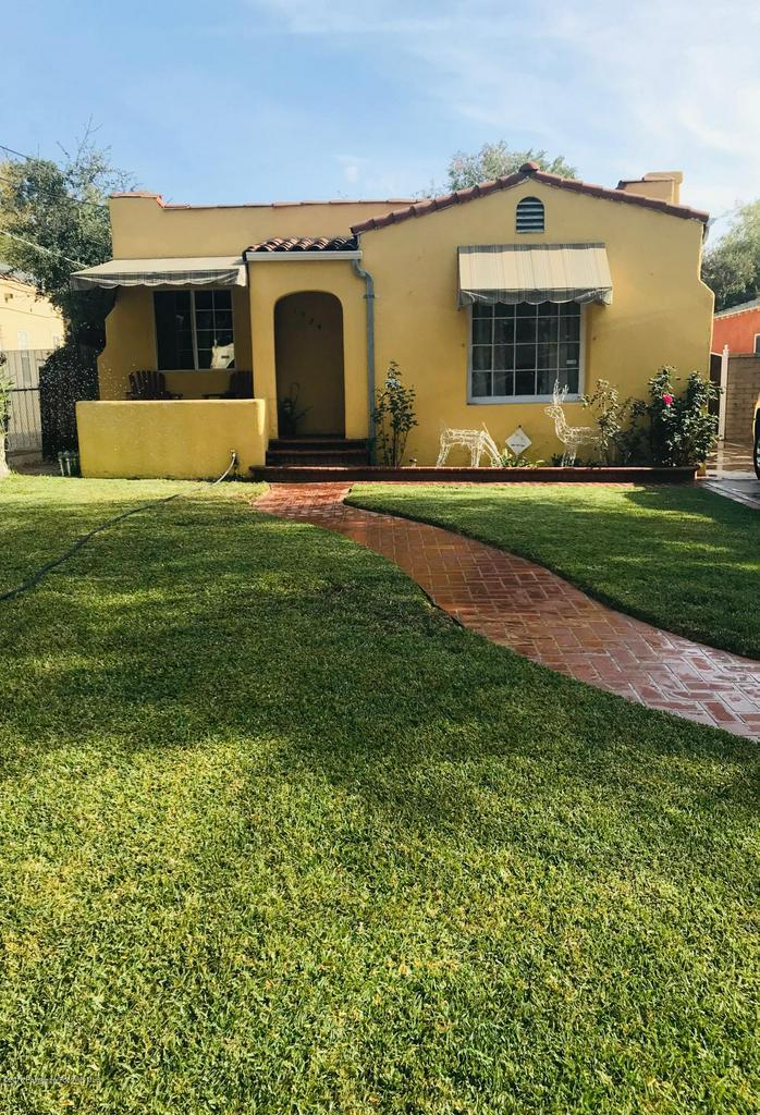 1724 NEWPORT, Pasadena, CA 91103 - CESAR FRONT OF HOUSE