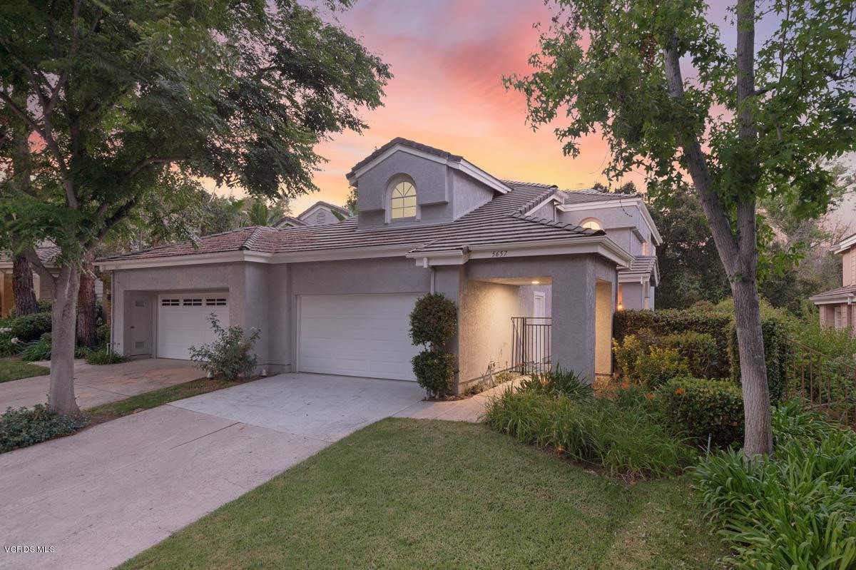 Photo of 5657 TANNER RIDGE AVENUE, Westlake Village, CA 91362