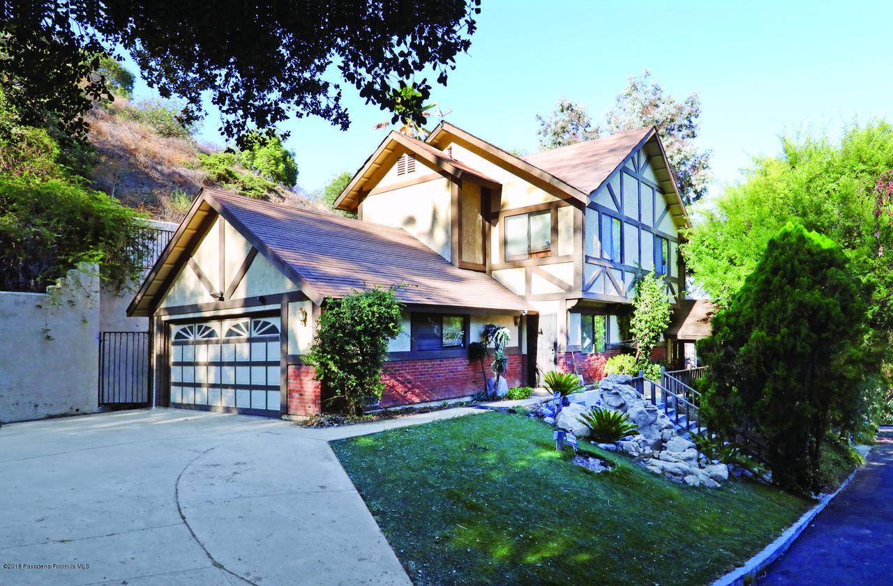 810 SUMMIT, South Pasadena, CA 91030 - MLS_Summit_Front