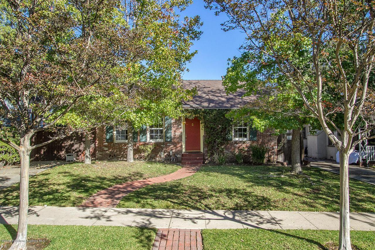 1530 HARDING, Pasadena, CA 91104 - 1530 N Harding Ave 001-mls
