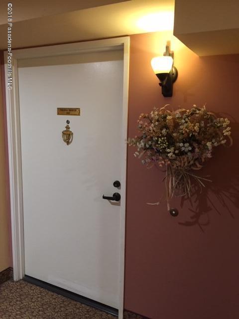 24055 PASEO DEL LAGO, Laguna Woods, CA 92637 - front door