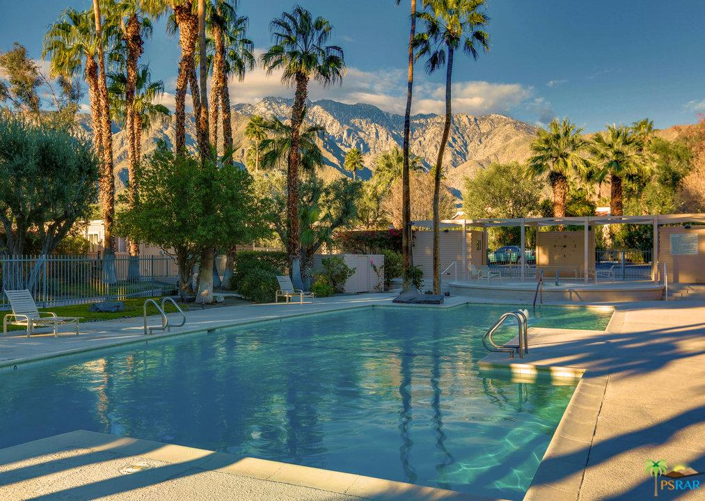 Racquet Club Garden Villas Palm Springs Condos