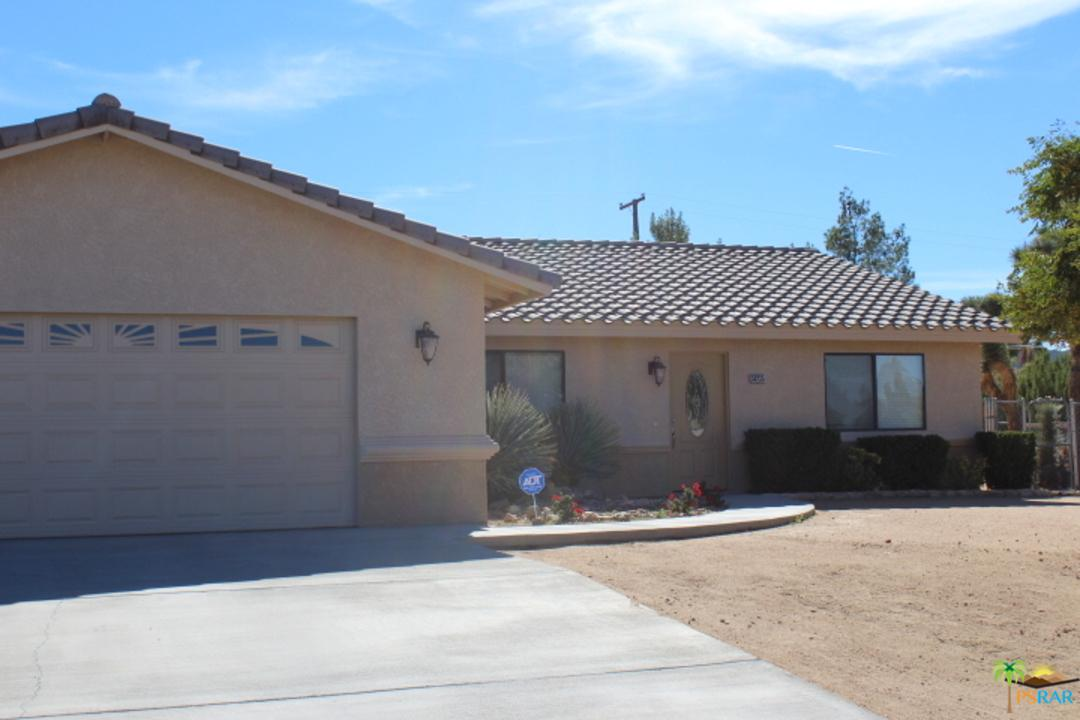58235 CARLYLE, Yucca Valley, CA 92284