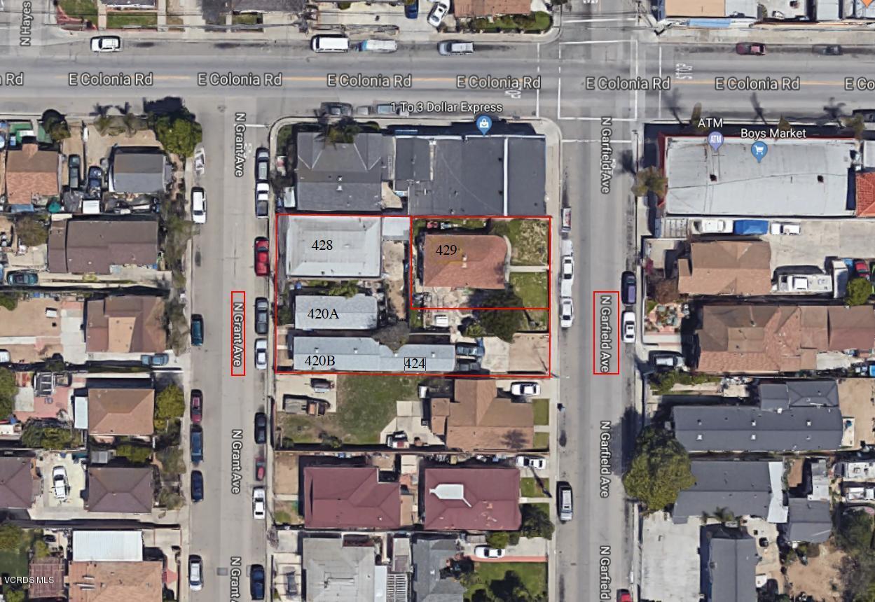 429 N GARFIELD Avenue - Oxnard, California