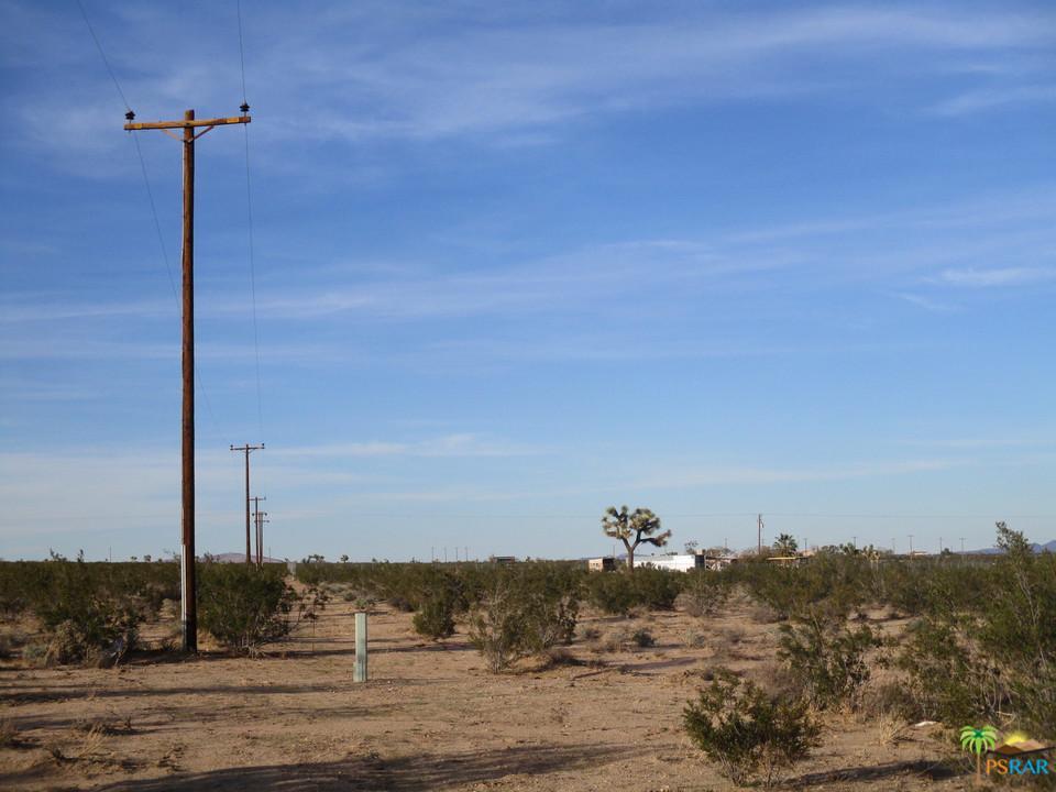 0 STONEHILL 0599-383-08, Joshua Tree, CA 92252