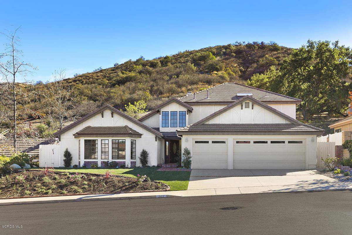 Photo of 312 LOS PADRES DRIVE, Thousand Oaks, CA 91361