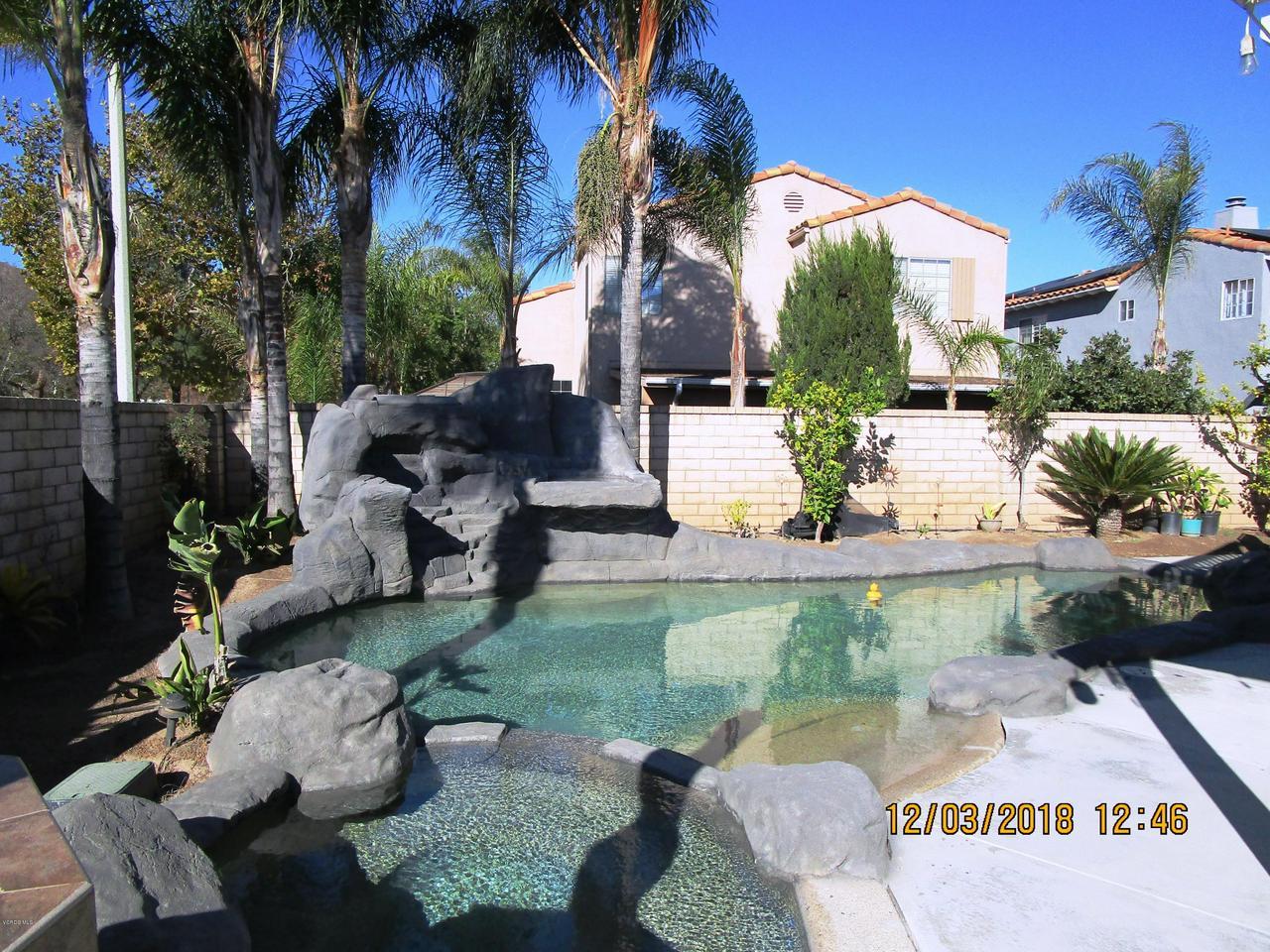 1063 MEADOWLARK, Fillmore, CA 93015 - pool
