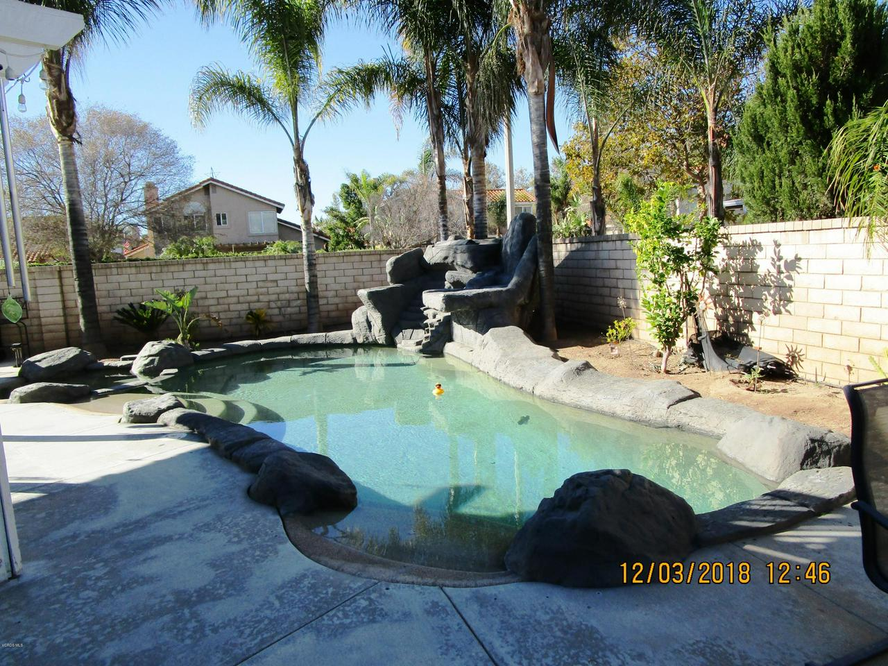 1063 MEADOWLARK, Fillmore, CA 93015 - pool 2