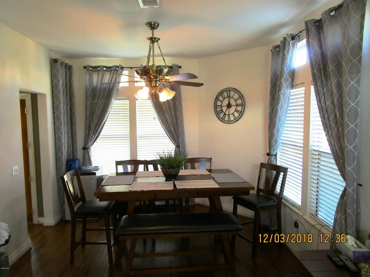 1063 MEADOWLARK, Fillmore, CA 93015 - dining room