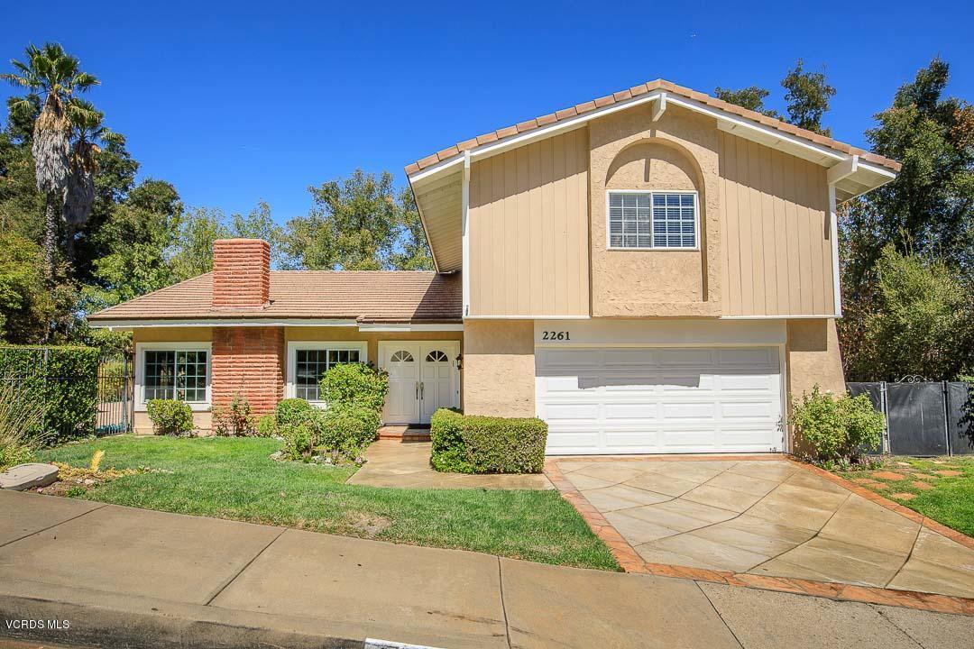 Photo of 2261 HILLSBURY ROAD, Westlake Village, CA 91361