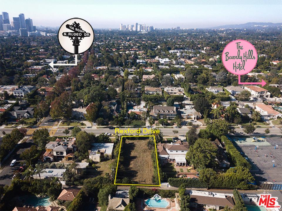 606 REXFORD, Beverly Hills, CA 90210