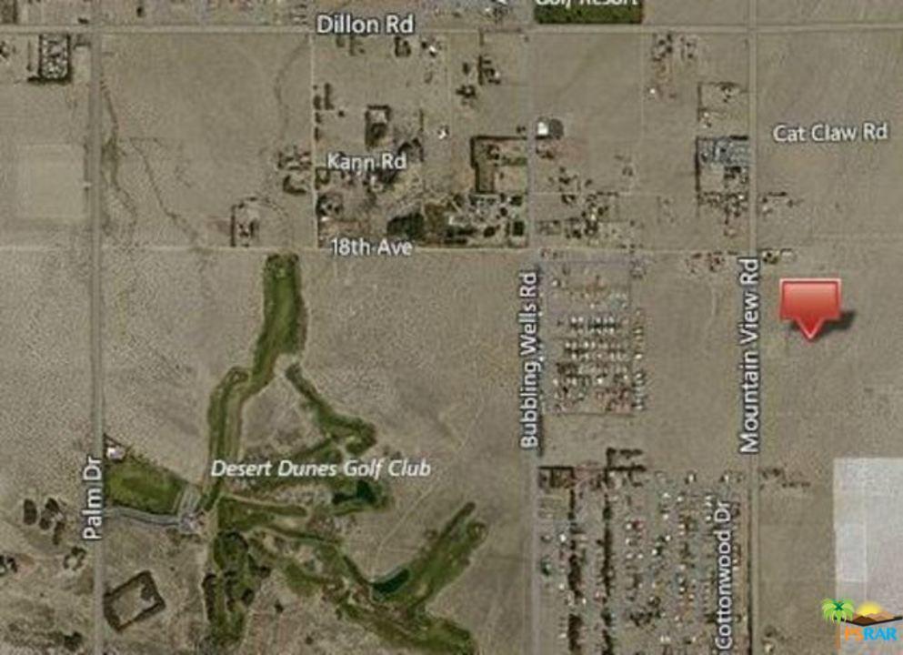 0 MOUNTAIN VIEW, Desert Hot Springs, CA 92240