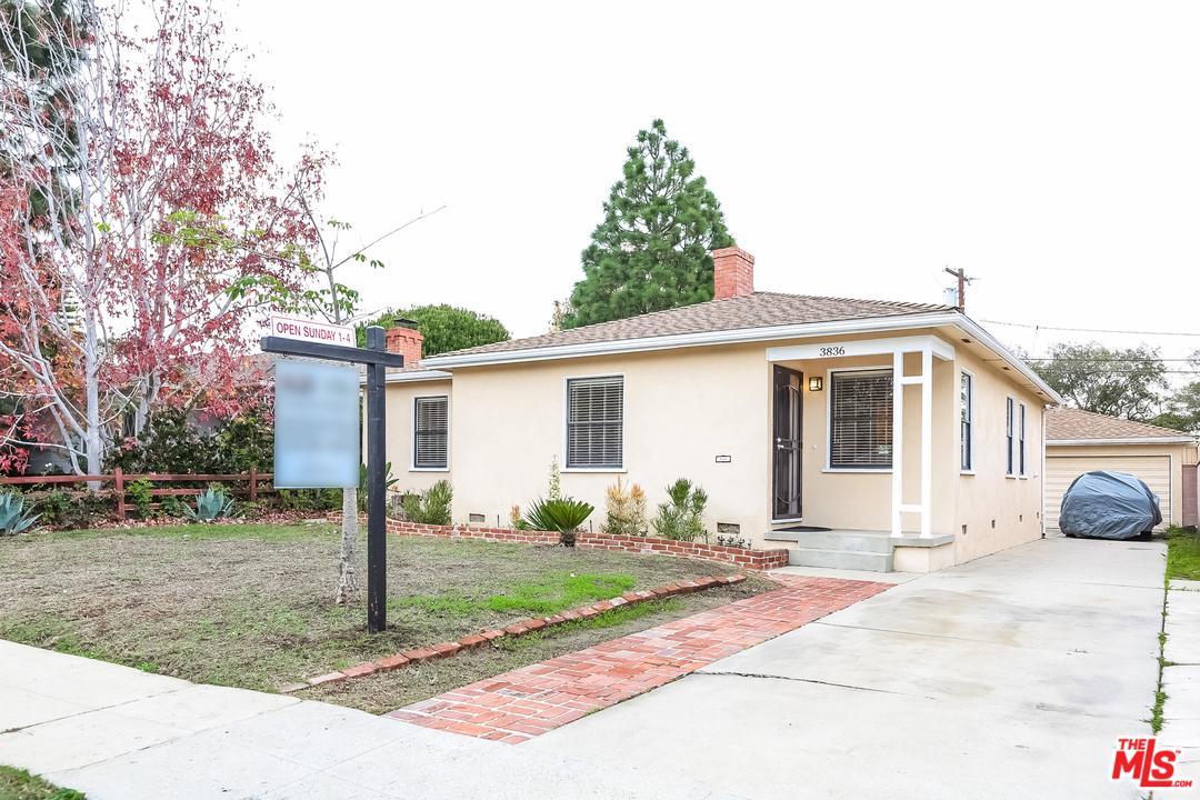 3836 BLEDSOE, Culver City, CA 90066