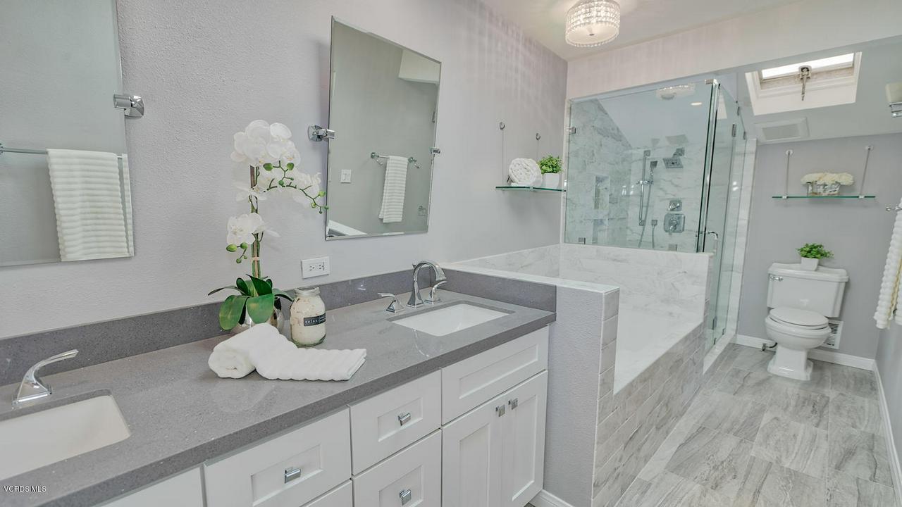 161 SANDRA, Newbury Park, CA 91320 - Master Bath