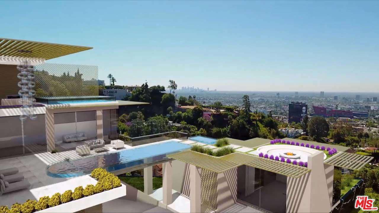 Photo of 9301 SIERRA MAR Drive, Los Angeles, CA 90069