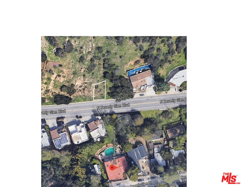 0 BEVERLY GLEN Boulevard - Bel-Air / Holmby Hills, California
