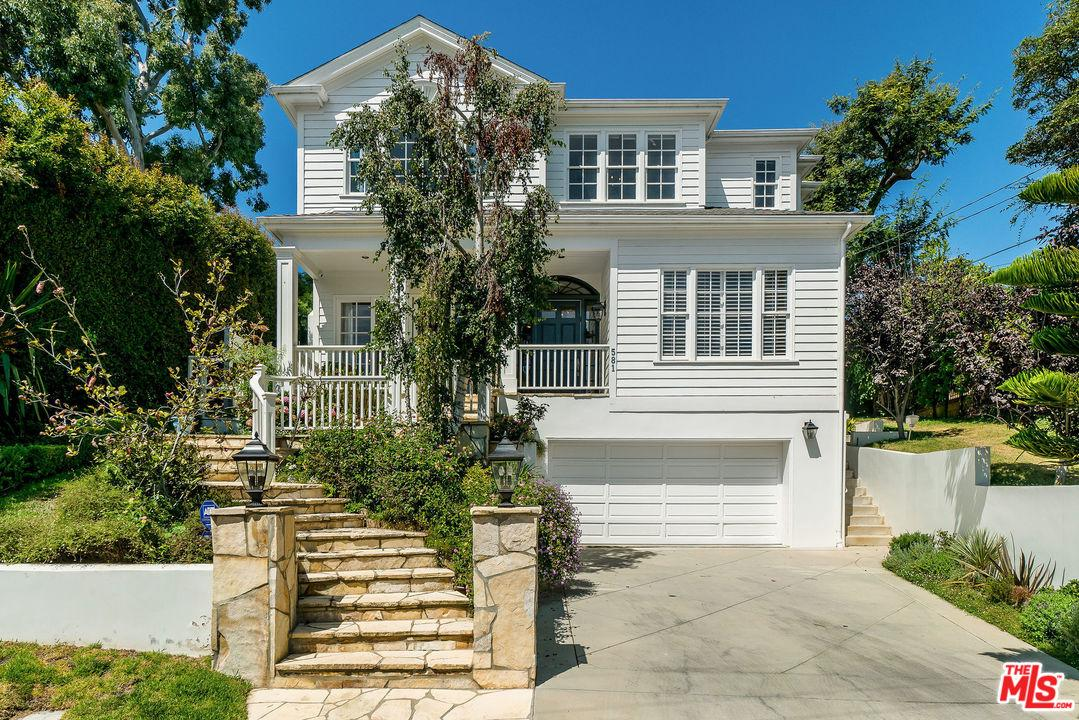 Photo of 581 North MARQUETTE Street, Pacific Palisades, CA 90272