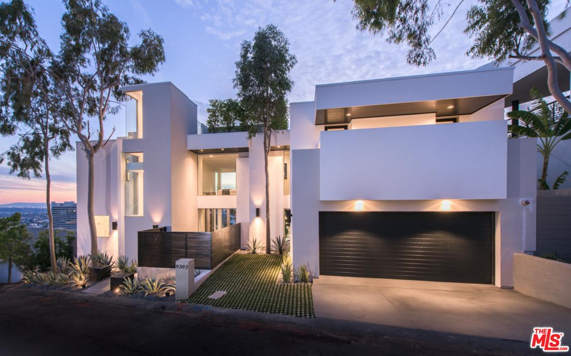 9392 FLICKER Way - Sunset Strip / Hollywood Hills West, California