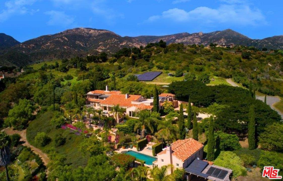 Photo of 3756 FOOTHILL Road, Santa Barbara, CA 93105