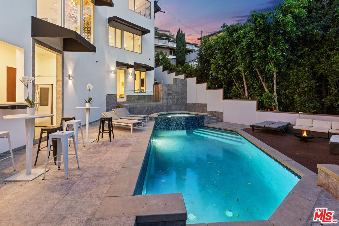 1650 SUNSET PLAZA Drive - Sunset Strip / Hollywood Hills West, California
