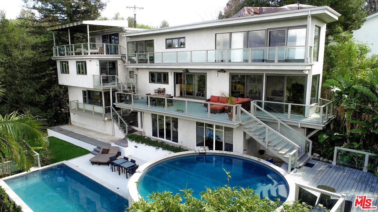 15263 MULHOLLAND Drive - Bel-Air / Holmby Hills, California