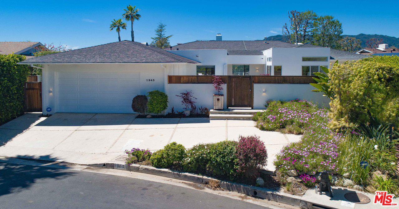 1943 WESTRIDGE TERRACE - Brentwood, California