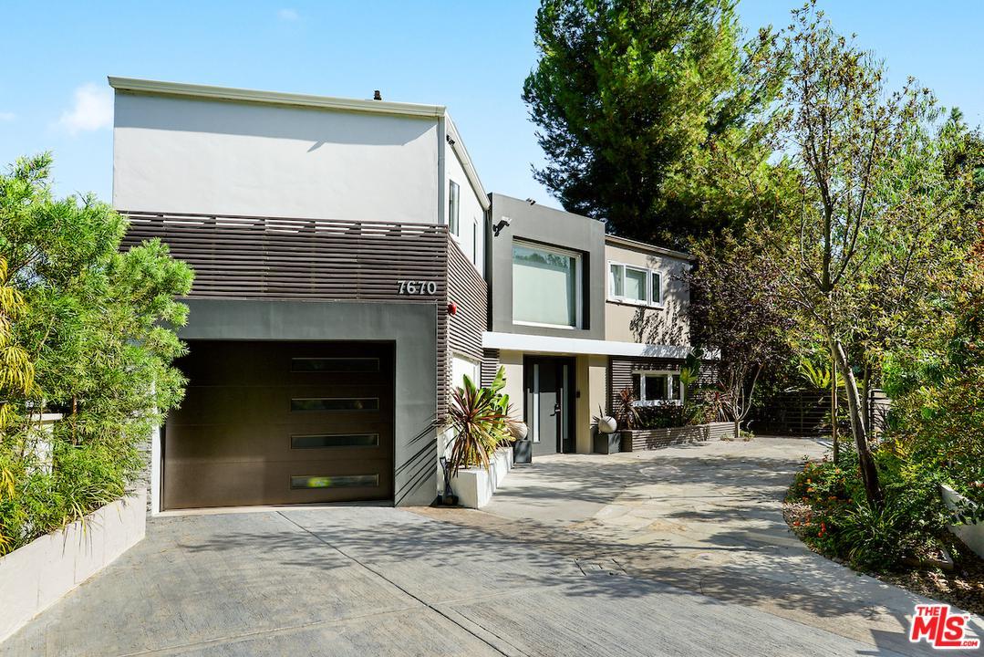 7670 WOODROW WILSON Drive - Sunset Strip / Hollywood Hills West, California