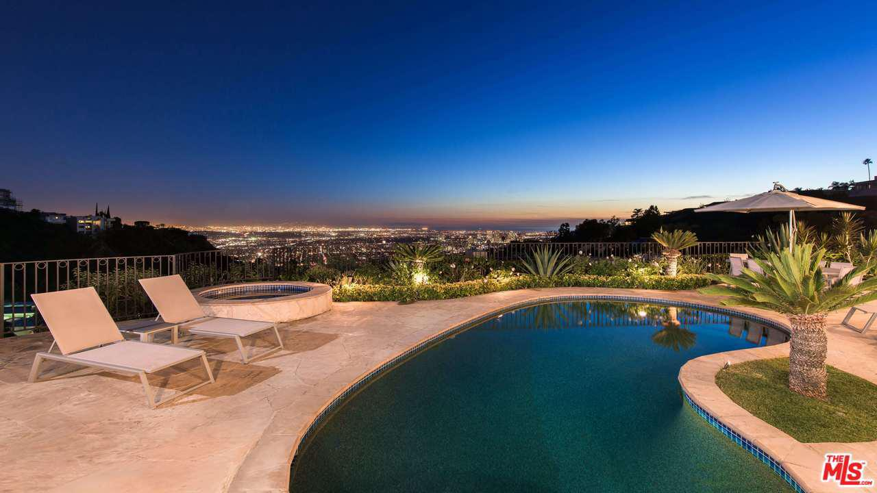 1844 MARCHEETA Place - Sunset Strip / Hollywood Hills West, California