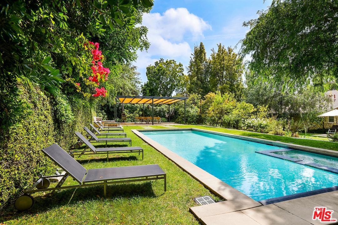 422 PARKWOOD Drive - Bel-Air / Holmby Hills, California