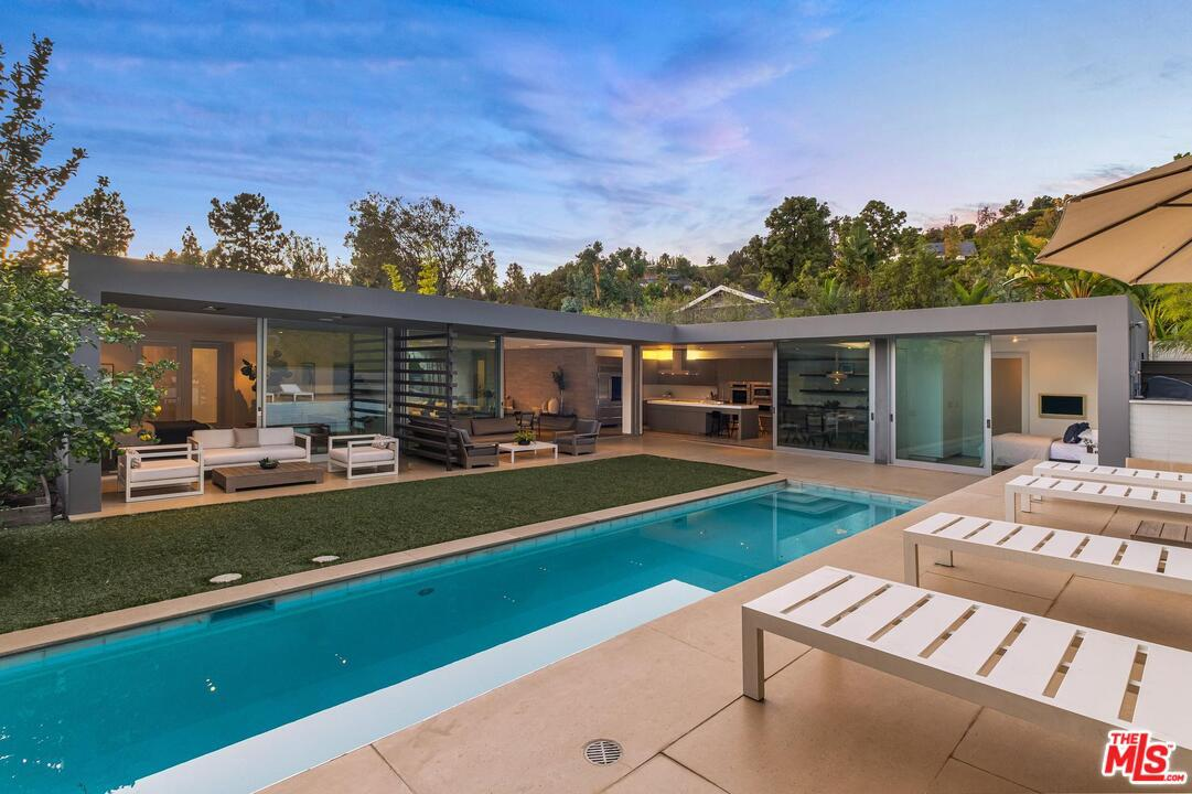 Photo of 1166 ANGELO Drive, Beverly Hills, CA 90210