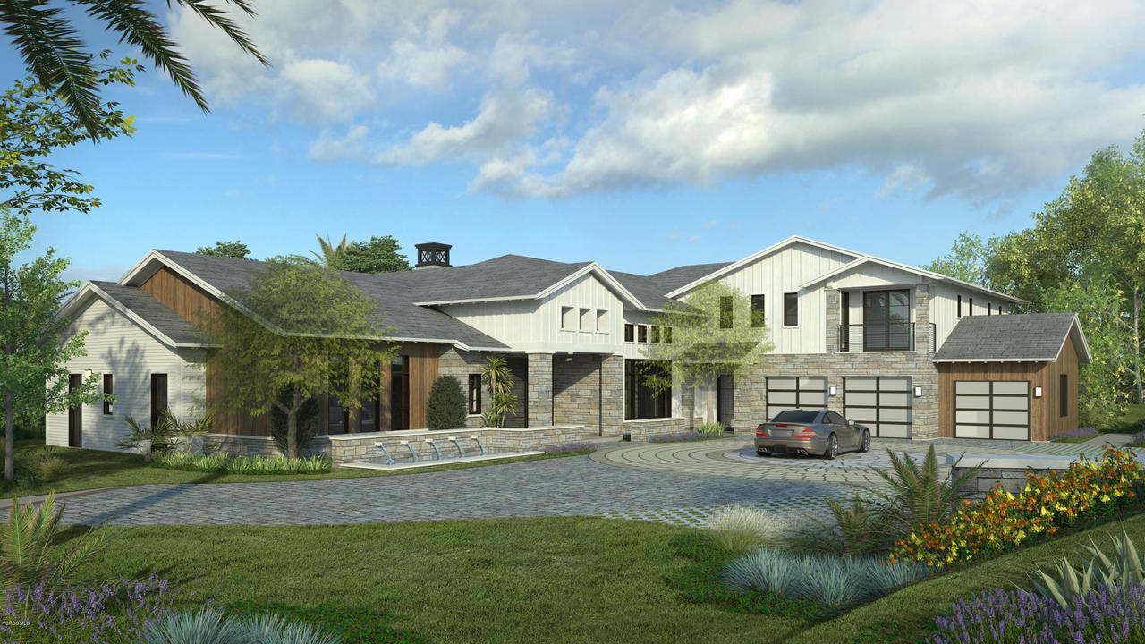 Photo of 1813 MILLER RANCH Drive, Westlake Village, CA 91362