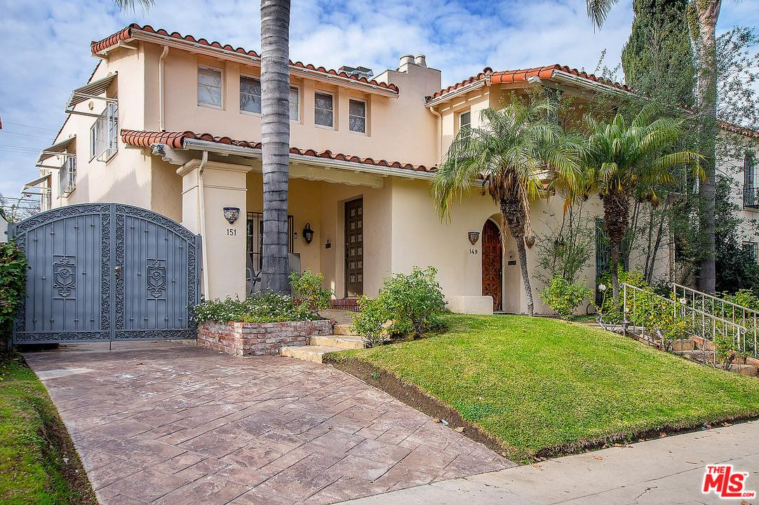 Photo of 149 South MANSFIELD Avenue, Los Angeles, CA 90036