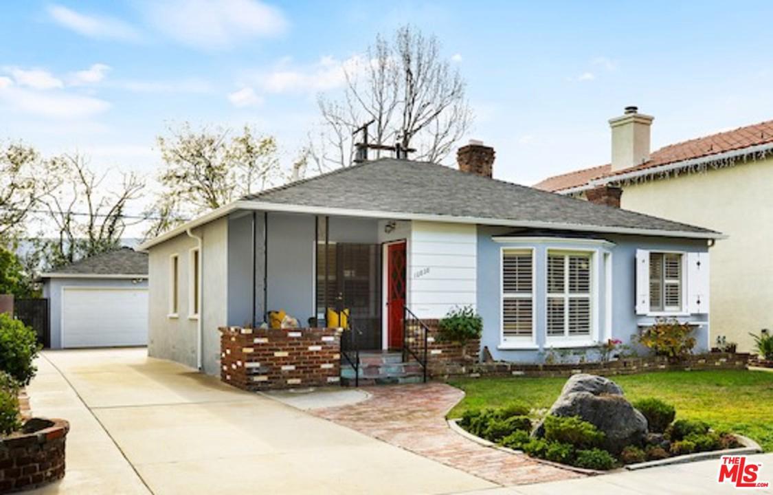 Photo of 10828 STEVER Street, Culver City, CA 90230