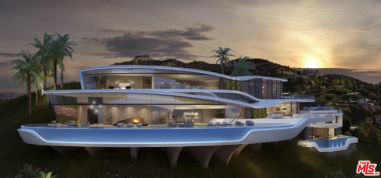 7729 GRANITO Drive - Sunset Strip / Hollywood Hills West, California