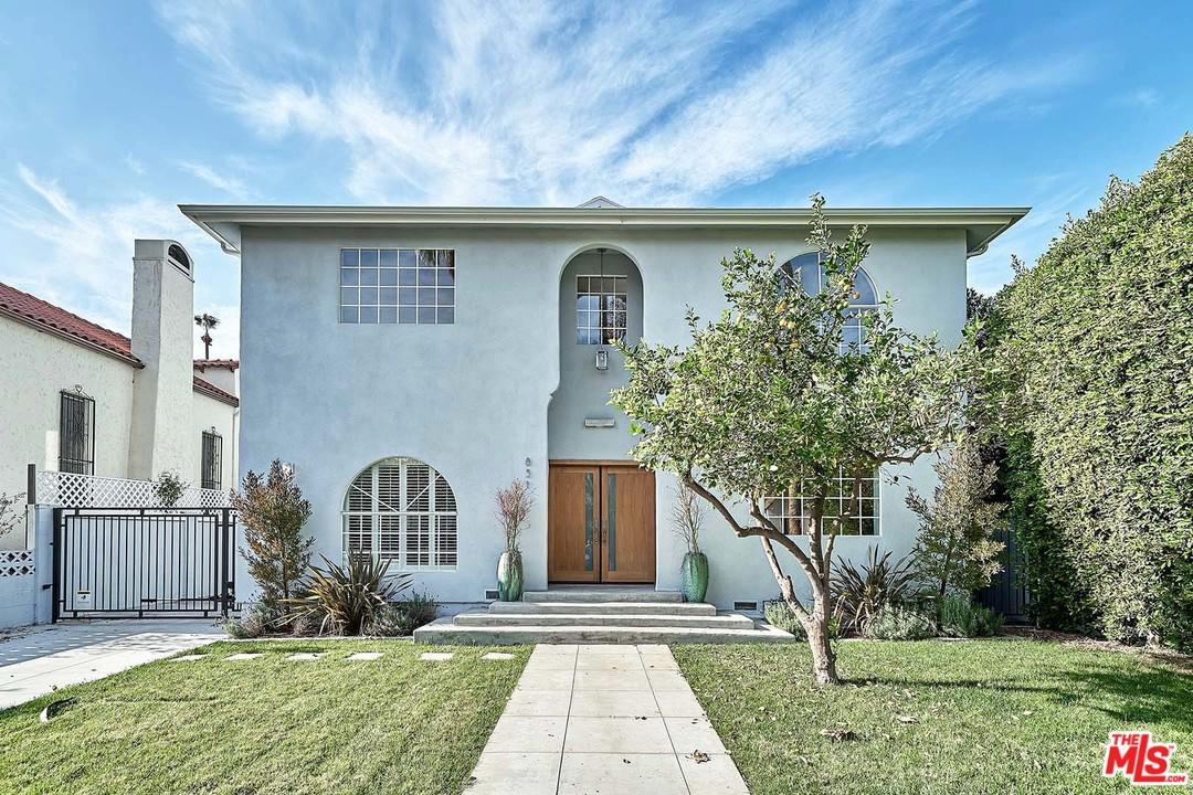 851 CLOVERDALE, Los Angeles (City), CA 90036