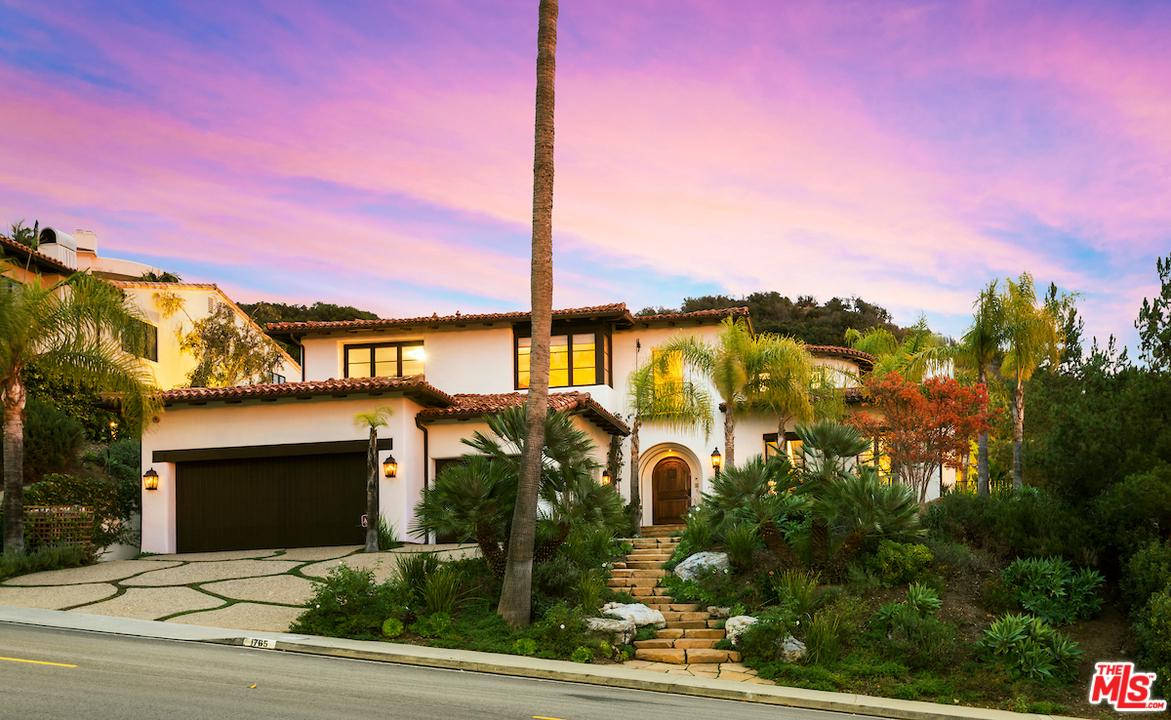 1765 CHASTAIN PARKWAY EAST, Pacific Palisades, CA 90272