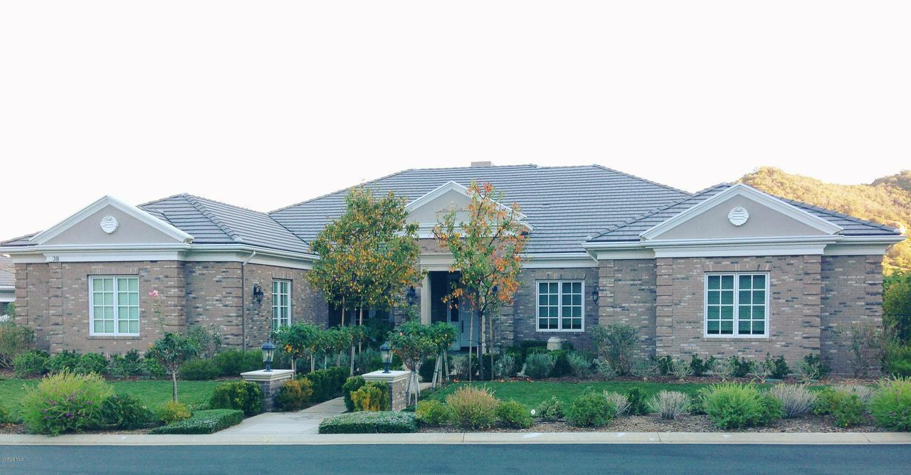 Photo of 38 WILLIAMSBURG WAY, Thousand Oaks, CA 91361