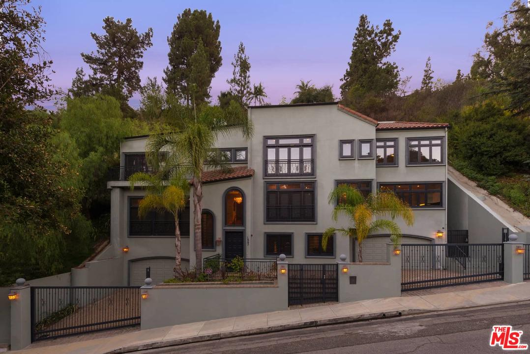 Photo of 1643 STONE CANYON RD, Los Angeles, CA 90077