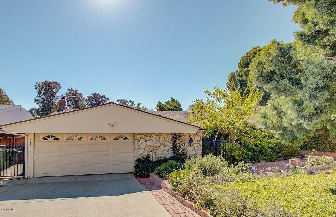 17144 COURBET, Granada Hills, CA 91344 - Front