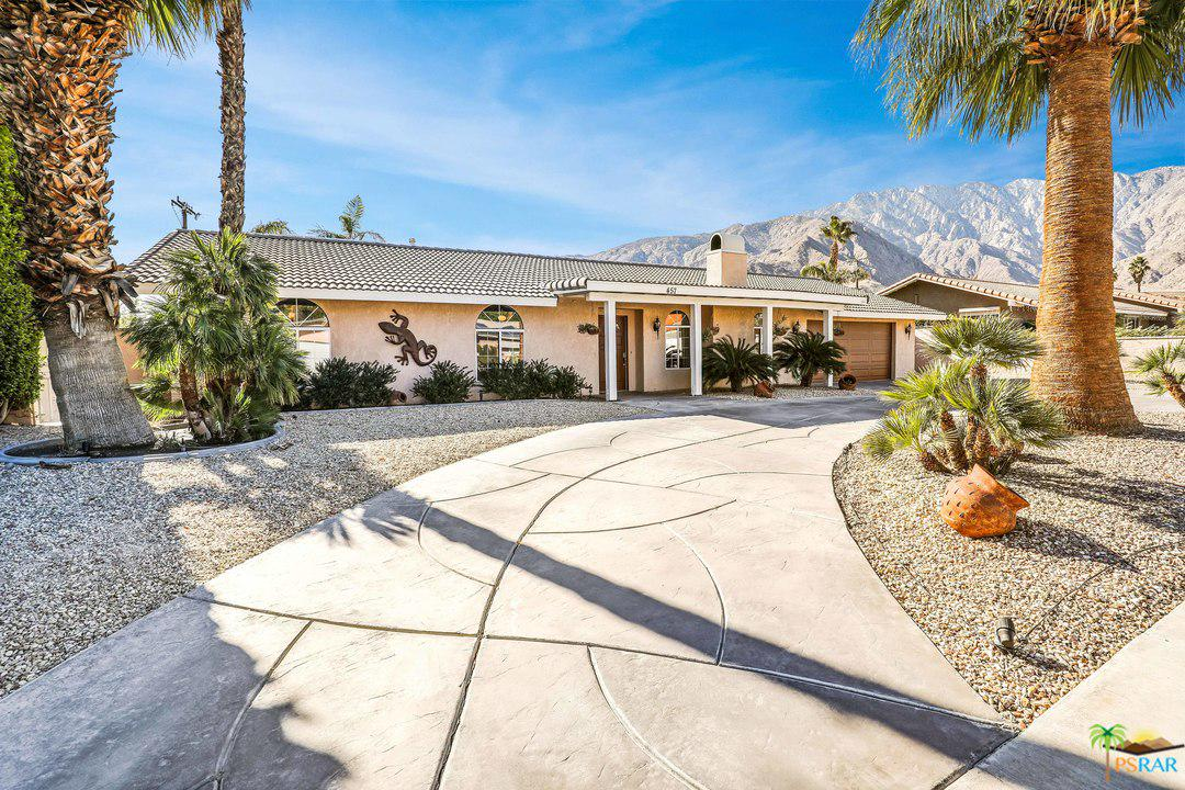 457 SANTA CATALINA, Palm Springs, CA 92262