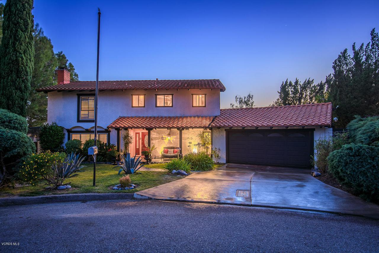 1833 CALLE PETALUMA, Thousand Oaks, CA 91360 - 1833 Calle Petaluma Thousand-large-017-2